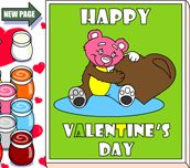 Valentines Coloring