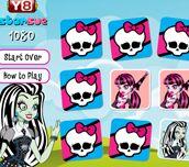 Monster High Memory