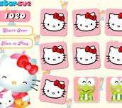 Hello Kitty Pexeso 2