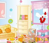 Girly Office Design